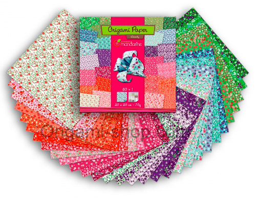 Origami Papers Liberty 60 Sheets