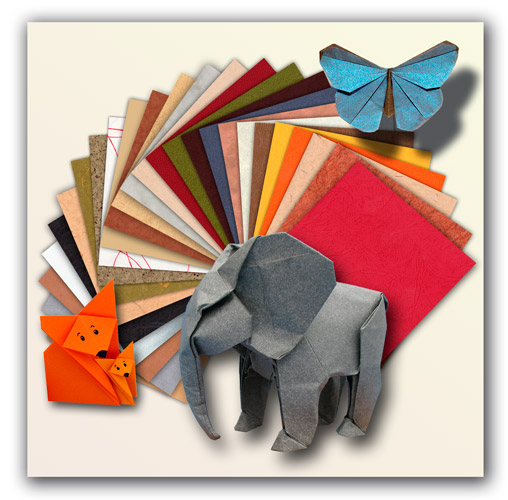 DISCOVERY PACK - TEST THE BEST OF OUR PAPERS! ORIGAMI-SHOP ... - photo#7