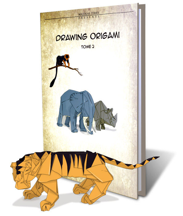 Drawing Origami Tome 2 Format E Book